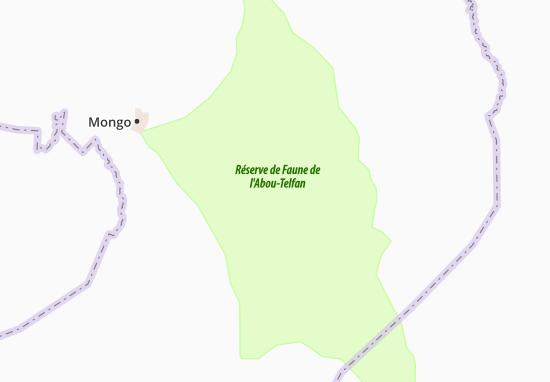Carte-Plan Kofilo