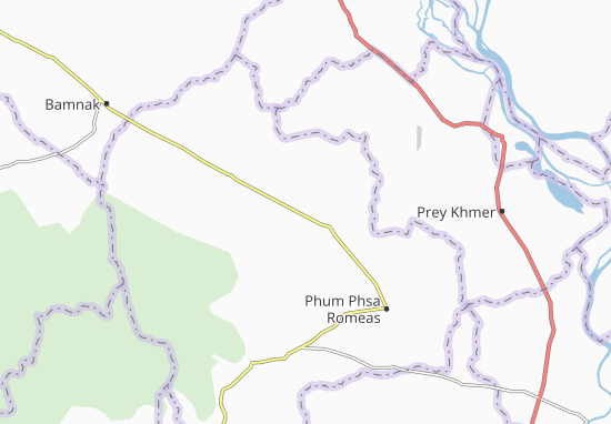 Mapas-Planos Phumi Sthainy Kreang Skear
