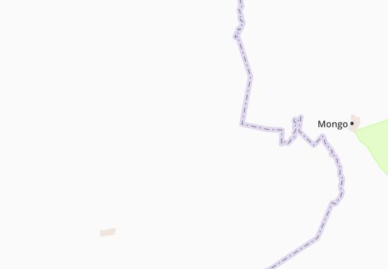 Carte-Plan Bokare-Zama