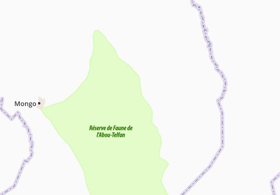 Carte-Plan Baro