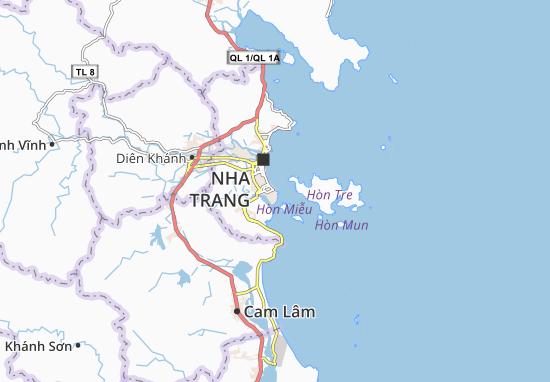 Vĩnh Nguyên Map