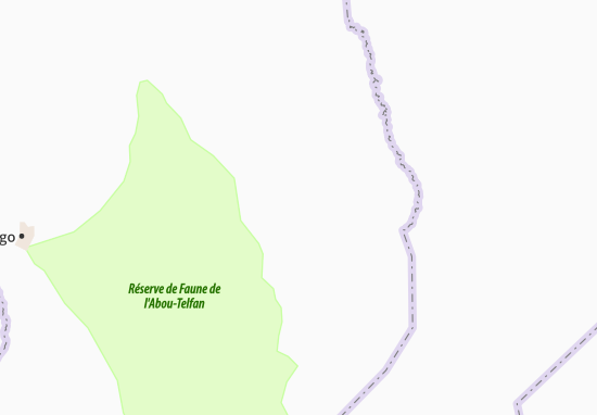Carte-Plan Tiororou