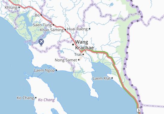 Mapas-Planos Muang Trat