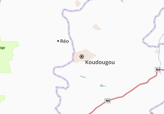 Mappe-Piantine Koudougou