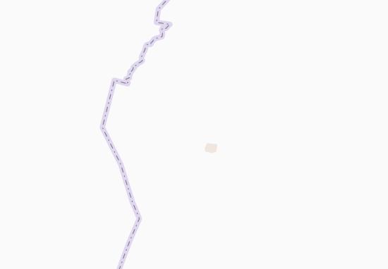 Carte-Plan Kouroukoul