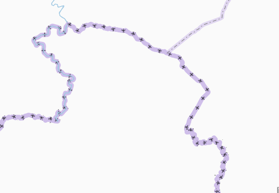 Mapa Plano Niagassola