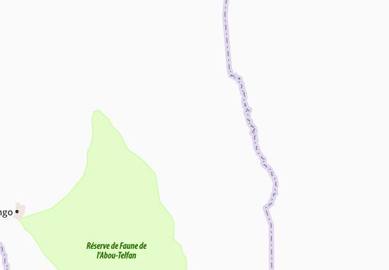 Carte-Plan Dongoma