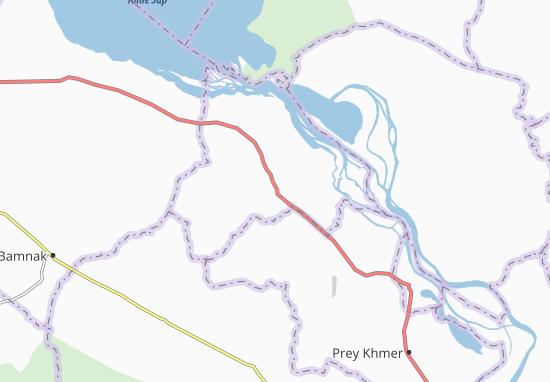 Kaart Plattegrond Phumi Phsar