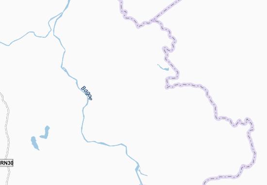 Bougoukourala Map