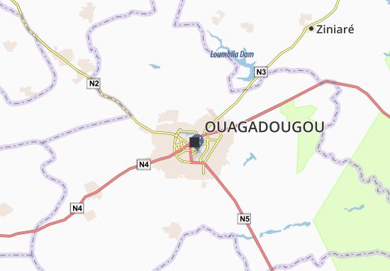 Mapa Plano Dapoya
