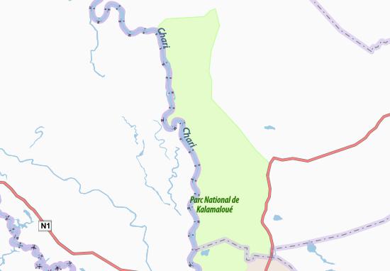 Mapas-Planos Mahed el Fil