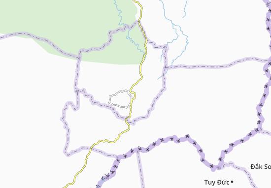 Senmonorom Map