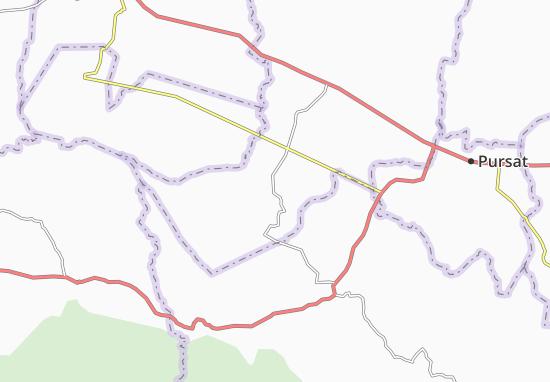 Ta Lou Map