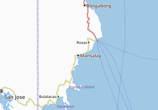 Mappe-Piantine Mansalay