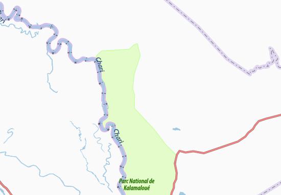 Malawaya Map