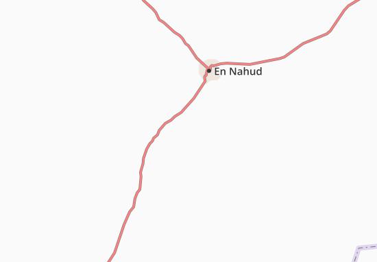 Carte-Plan Al Monadir