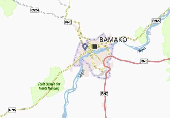 Baco Djicoroni Map