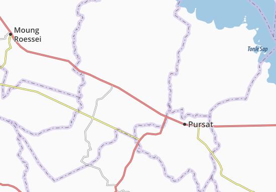 Mapas-Planos Phumi Trapeang Chong