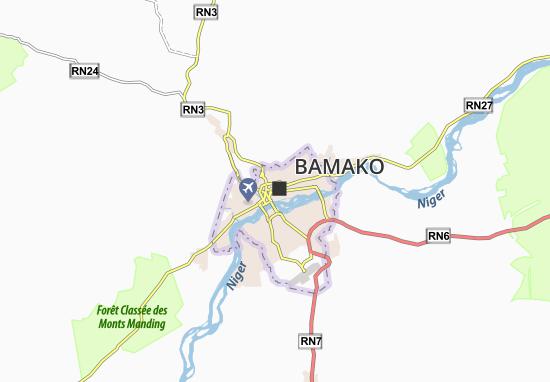 Bagadadji Map