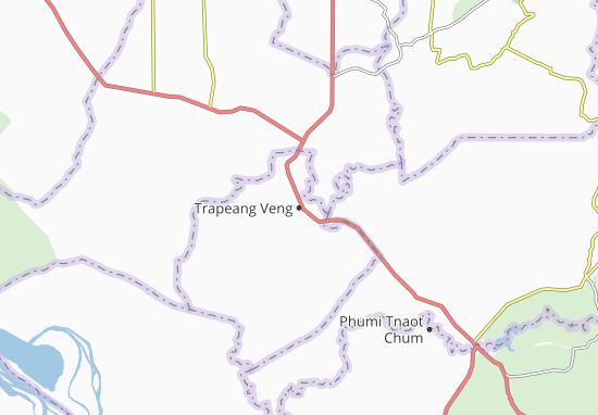 Mappe-Piantine Trapeang Veng