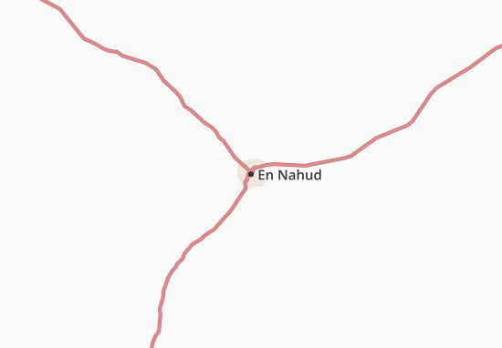 Carte-Plan En Nahud
