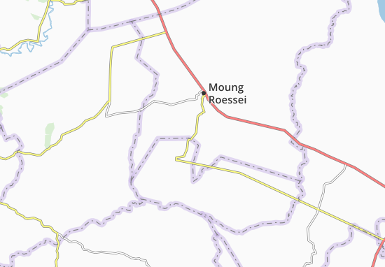 Carte-Plan Phumi Kralaom Phluk