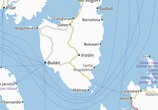 Mappe-Piantine Irosin