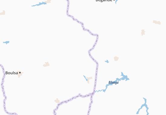 Mapa Plano Dargo