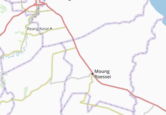 Phumi Krakaoh Map
