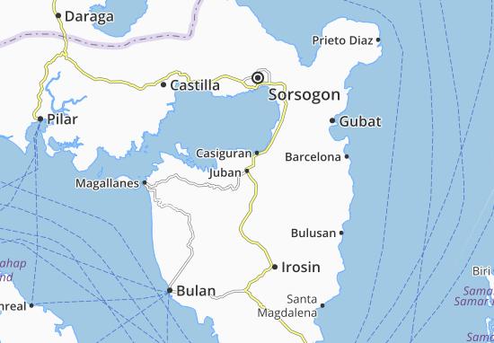 Mappe-Piantine Juban
