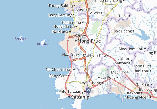 Huai Yai Map