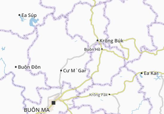 Ea Tul Map