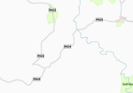 Baniankafata Map