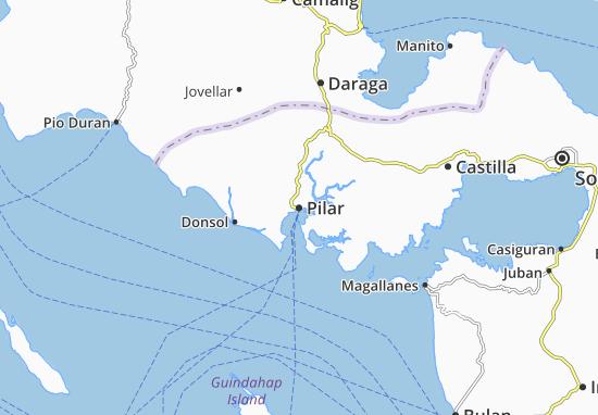 Mappe-Piantine Pilar