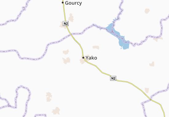 Yako Map