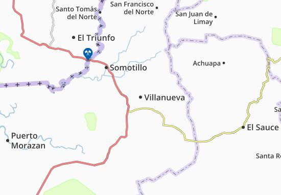 Villanueva Map