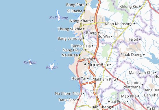 Na Kluea Map