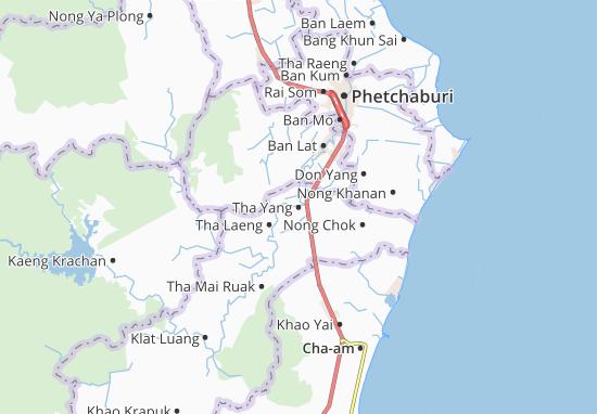 Mappe-Piantine Tha Yang