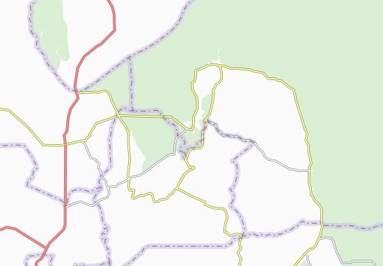 Carte-Plan Phumi Roneam