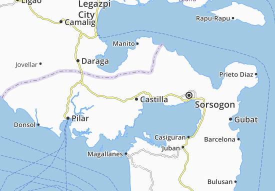 Mappe-Piantine Castilla