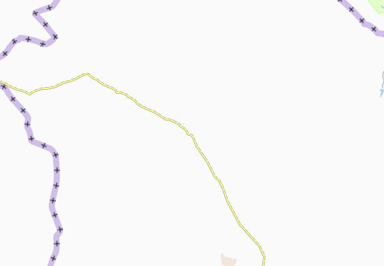 Kaart Plattegrond Bohui