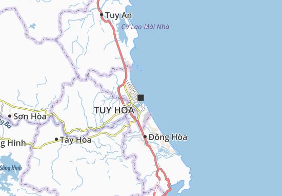 Mappe-Piantine Tuy Hòa