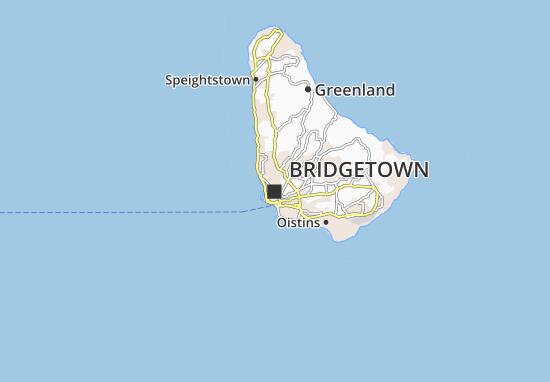 Bridgetown Map