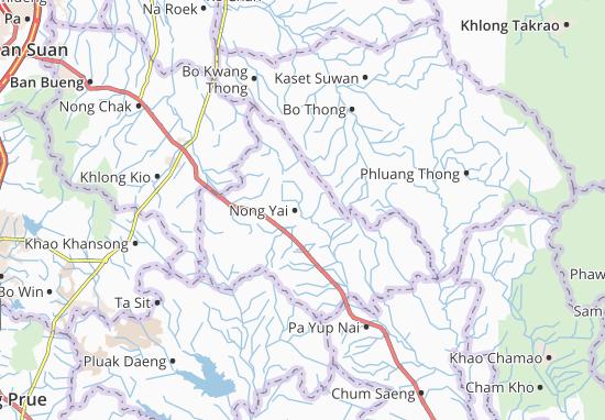 Nong Yai Map