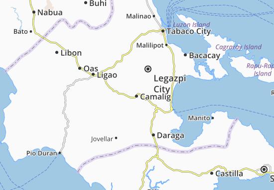 Mappe-Piantine Camalig