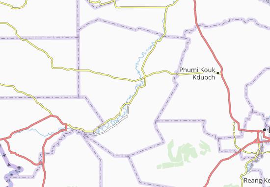 Mapas-Planos Phumi Kdol
