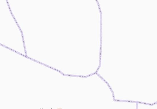 Carte-Plan Kangar Kangara