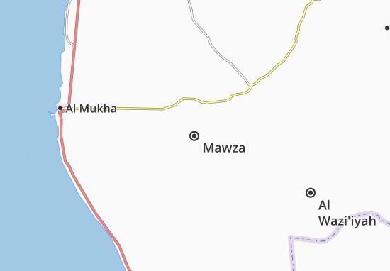 Mapas-Planos Mawza