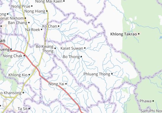 Mappe-Piantine Bo Thong