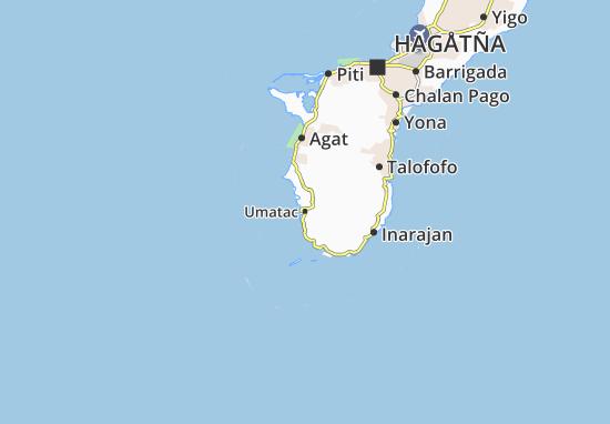 Mapas-Planos Umatac